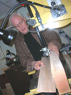baroque guitar making